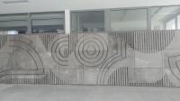 Akce roku 2020   Obklad soklového zdiva betonovými reliéfními dlaždicemi