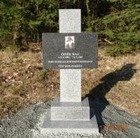 Pomník v Červeném Kostelci