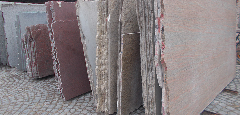 Prodej kamenných desek