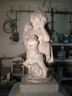Restaurování kamene